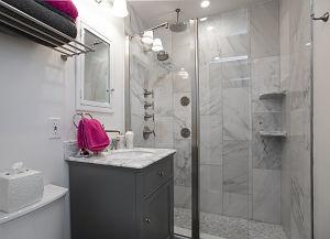 Shower remodel rancho cucamonga